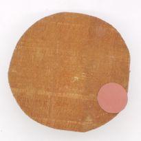 Sapele bowl blank - 200 x 65mm